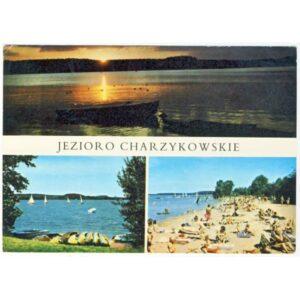 JEZIORO CHARZYKOWSKIE WIDOKÓWKA A3539