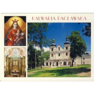 KALWARIA PACŁAWSKA WIDOKÓWKA A4015