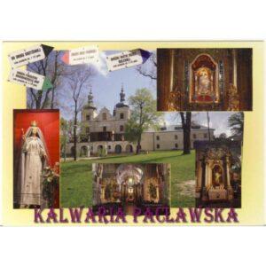KALWARIA PACŁAWSKA WIDOKÓWKA A4419