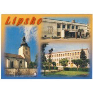 LIPSKO WIDOKÓWKA A4507
