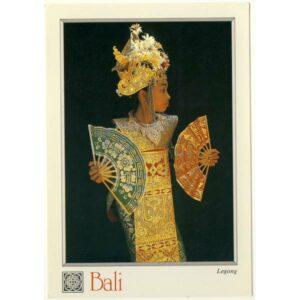 BALI INDONEZJA WIDOKÓWKA A4678
