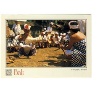 BALI INDONEZJA WIDOKÓWKA A4683