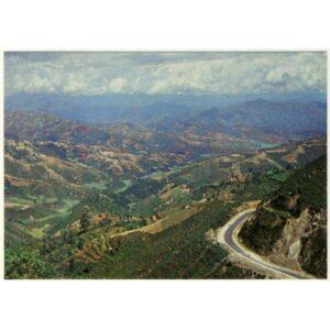 NEPAL WIDOKÓWKA A4994