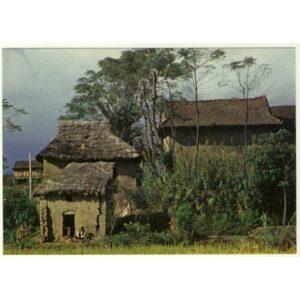 NEPAL WIDOKÓWKA A4996
