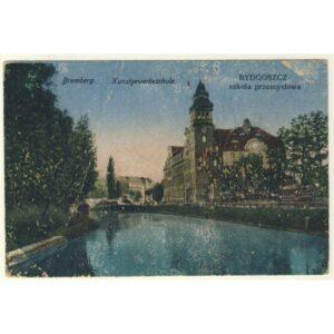 BYDGOSZCZ BROMBERG WIDOKÓWKA A5445