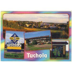 TUCHOLA WIDOKÓWKA A5430