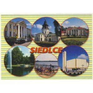 SIEDLCE WIDOKÓWKA A5502