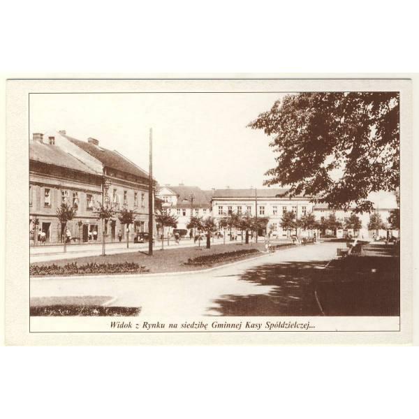 ANDRYCHÓW RYNEK WIDOKÓWKA A5647