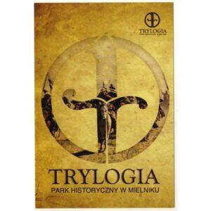 MIELNIK PARK HISTORYCZNY TRYLOGIA POCZTÓWKA A5903
