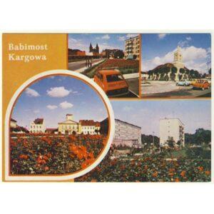 BABIMOST KARGOWA WIDOKÓWKA A5908