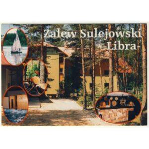 SULEJÓW ZALEW SULEJOWSKI WIDOKÓWKA A6075