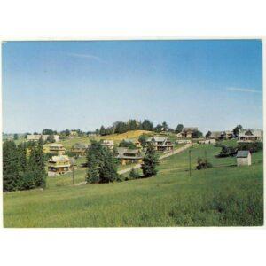 BUKOWINA TATRZAŃSKA WIDOKÓWKA A6332