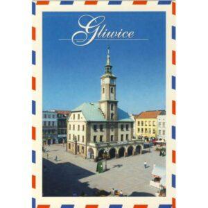 GLIWICE WIDOKÓWKA WR4681