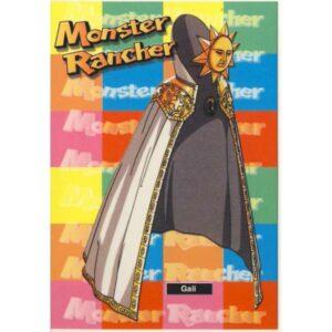 MONSTER RANCHER POCZTÓWKA WR4850