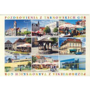 TARNOWSKIE GÓRY WIDOKÓWKA WR4886