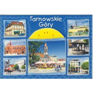 TARNOWSKIE GÓRY WIDOKÓWKA WR4888
