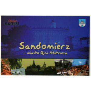 SANDOMIERZ HERB WIDOKÓWKA A7267
