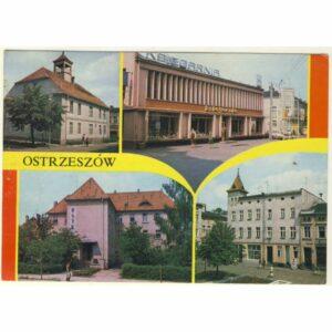 OSTRZESZÓW WIDOKÓWKA A7617