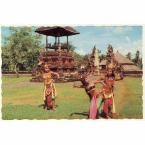 BALI INDONEZJA WIDOKÓWKA A7640