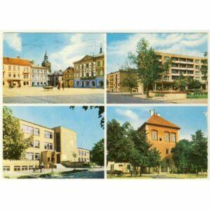 PIOTRKÓW TRYBUNALSKI WIDOKÓWKA A8344