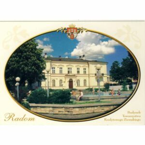 RADOM HERB WIDOKÓWKA WR5477
