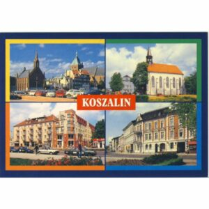 KOSZALIN WIDOKÓWKA WR5516