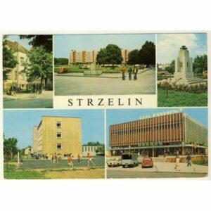 STRZELIN WIDOKÓWKA A9361