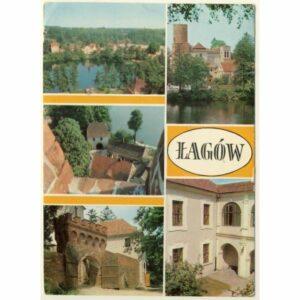 ŁAGÓW WIDOKÓWKA A9387