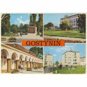 GOSTYNIN WIDOKÓWKA A9403
