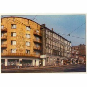 ZABRZE WIDOKÓWKA A9677