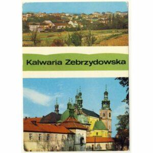 KALWARIA ZEBRZYDOWSKA WIDOKÓWKA A10147