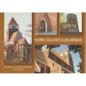 NOWE MIASTO LUBAWSKIE WIDOKÓWKA A10190