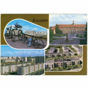KOSZALIN WIDOKÓWKA A10354