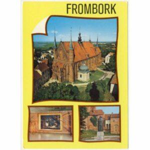 FROMBORK WIDOKÓWKA A10443