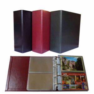 Album kolekcjonerski na widokówki 20 kart 22 x 23,5 cm typ 3005