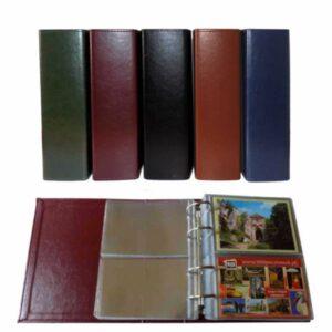 Album kolekcjonerski na widokówki 50 kart 22 x 23,5 cm typ 3005