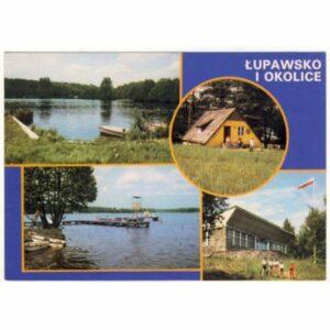 ŁUPAWSKO I OKOLICE WIDOKÓWKA A12537