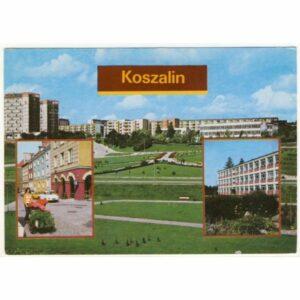KOSZALIN WIDOKÓWKA A12878