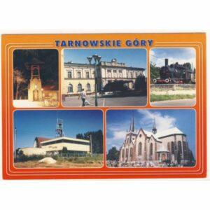 TARNOWSKIE GÓRY WIDOKÓWKA A12688