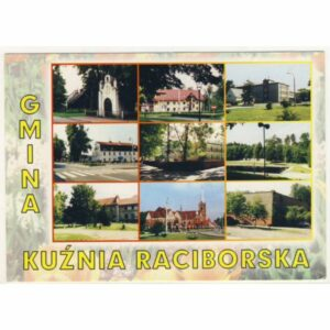 KUŹNIA RACIBORSKA WIDOKÓWKA A12757