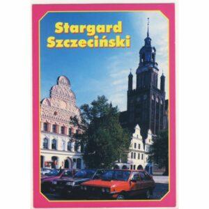 STARGARD SZCZECIŃSKI WIDOKÓWKA A12820
