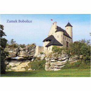 BOBOLICE ZAMEK WIDOKÓWKA 14P376