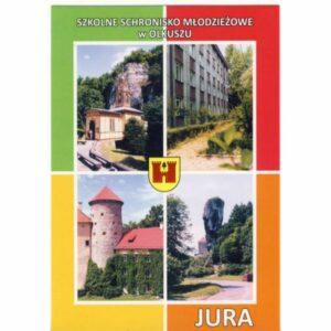 OLKUSZ SCHRONISKO HERB WIDOKÓWKA A13529