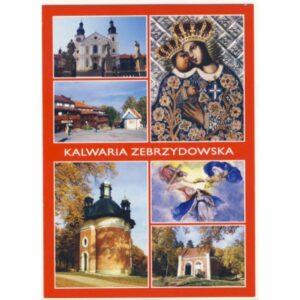 KALWARIA ZEBRZYDOWSKA WIDOKÓWKA A14604