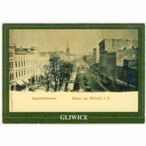 GLIWICE WIDOKÓWKA A16133