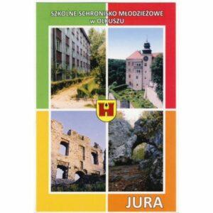 OLKUSZ SCHRONISKO HERB WIDOKÓWKA A17983