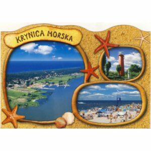 KRYNICA MORSKA WIDOKÓWKA WR6106