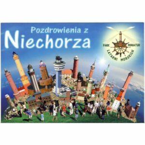NIECHORZE WIDOKÓWKA A18502