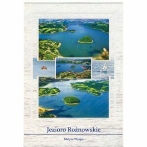 JEZIORO ROŻNOWSKIE WIDOKÓWKA WR6154