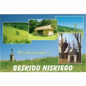 BESKID NISKI WIDOKÓWKA WR6263